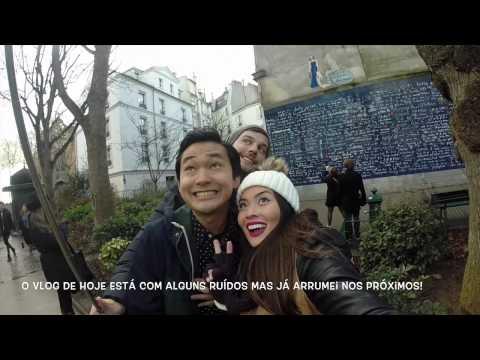 Vlog Paris | Dia 1