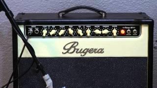 Amptest Bugera V22 Vollröhre Gitarrenverstärker Combo