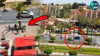 رائع .. شاهد كيف أصبحت شوارع مدينة مراكش المغربية في حلتها الجديدة 2017