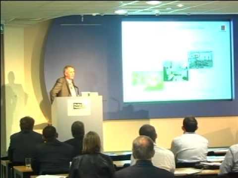 Torbjørn Forthun - CEO Kongsberg Drilling Management Solutions AS