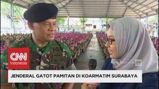Download Video Jenderal TNI Gatot Nurmantyo Pamitan di Koarmatim Surabaya MP3 3GP MP4