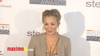Kaley Cuoco 9th Annual Inspiration Awards ARRIVALS - Maximo TV Red Carpet Video