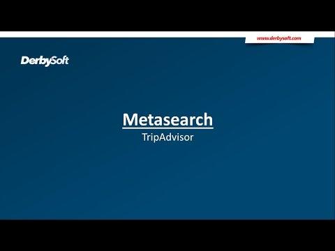 Your Hotel on TripAdvisor Metasearch