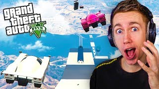 THE BIGGEST RACE POSSIBLE IN GTA!