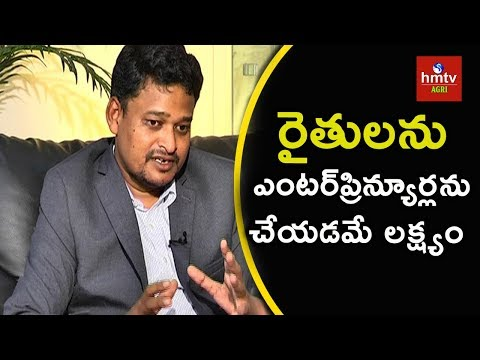 Our Food | Our Food Founder Bala Reddy Success Story | hmtv Agri