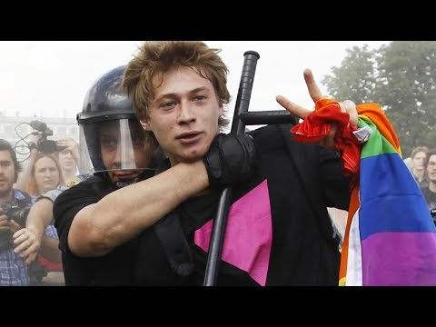 'Gay Propaganda' Gets Russia In Trouble