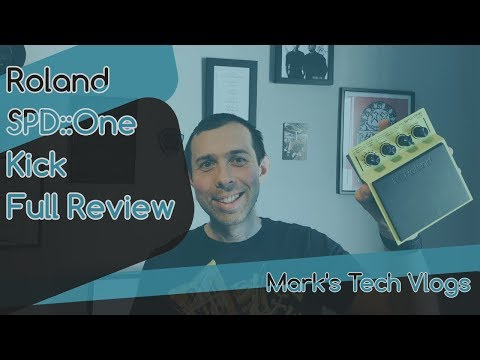 Roland SPD::One Kick - Full Review