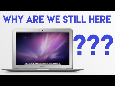 MacBook Air 5 years later Review