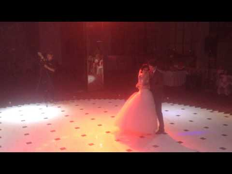 Wedding Dance with Metallica song - Nothing Else Matters.