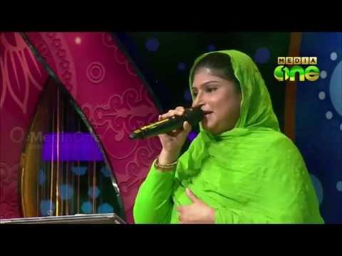 Pathinalam Ravu Season3 Gust Rahna Singing ' Makkaa Mannil '(Epi68 Part4)