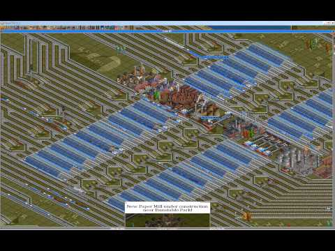 OpenTTD Madness WIP