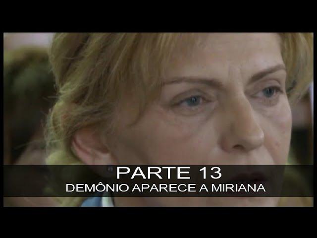 DVD MEDIUGÓRIE - APRESSAI A VOSSA CONVERSÃO - PARTE 13 - O DEMÔNIO APARECE A MIRIANA (Mirjana)