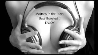 Tinie Tempah - Written in the Stars CLEAN HD BASS BOOST