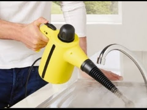 M quina de limpieza a vapor silvercrest de lidl youtube - Maquina de limpieza a vapor ...