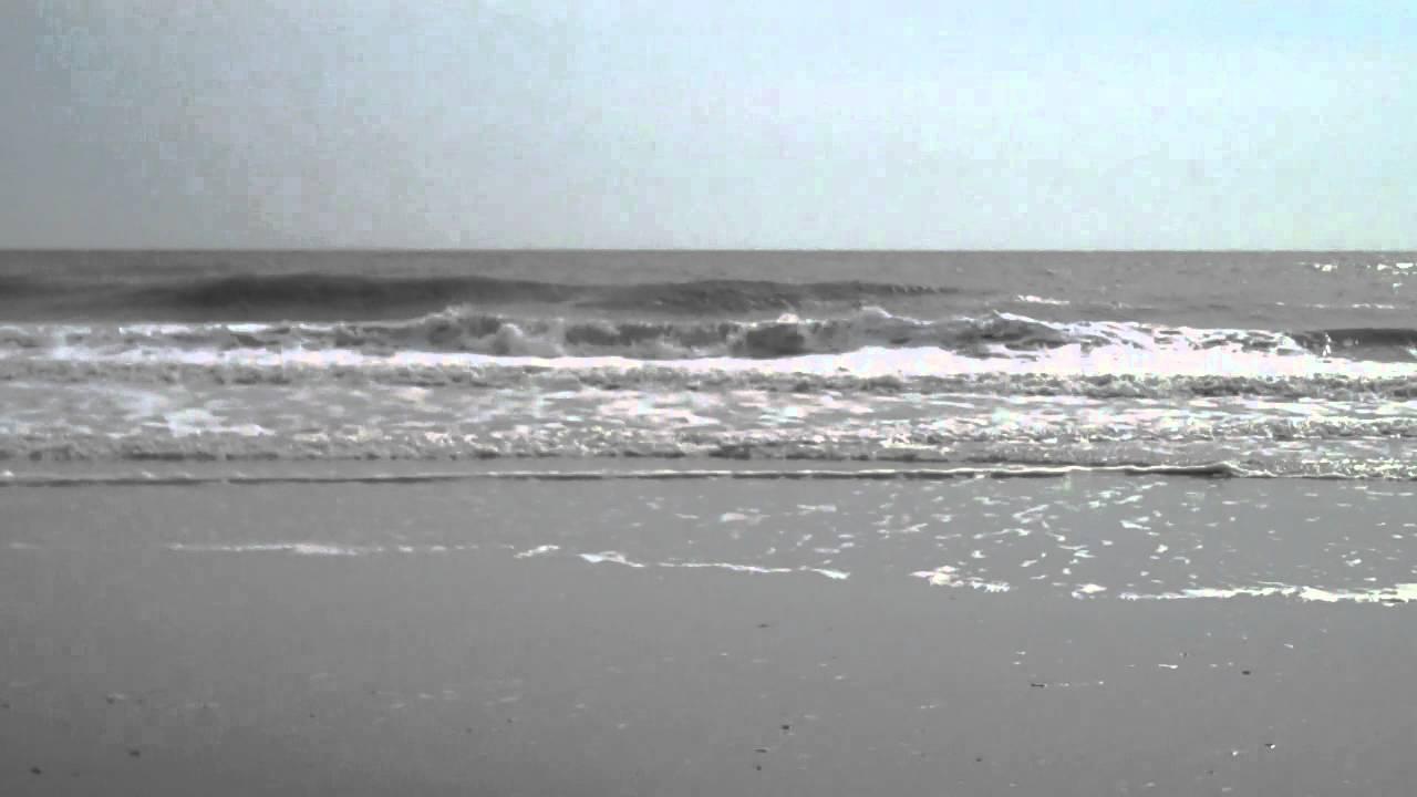 Hurricane Sandy Waves In Myrtle Beach