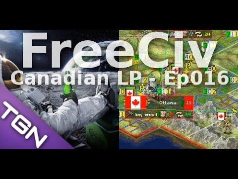 FreeCiv 2.4.0 [SDL Client] Canadian LP - Ep016