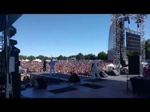 Coolio - Gangster's Paradise - Boise Music Festival 2016