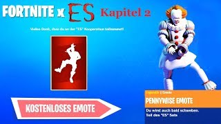 "UNLOCK FREE ""ES 2"" Emote Immediately - Fortnite x ES Chapter 2 (Trailer, Leaks, Skins)"