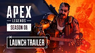 Apex Legends Season 8 - Mayhem Launch Trailer