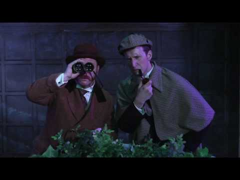 English Theatre Frankfurt: The Hound of the Baskervilles TRAILER