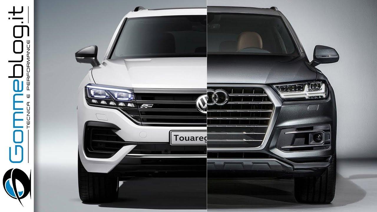 2018 volkswagen touareg vs audi q7 interior exterior bolidenforum. Black Bedroom Furniture Sets. Home Design Ideas