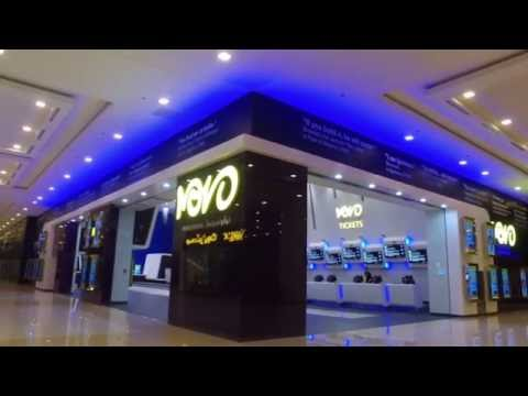 NOVO CINEMAS, DRAGON MART, Dubai
