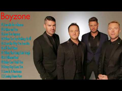 Boyzone Greatest Hits playlist || Best Songs Of Boyzone playlist (MP4/HD)