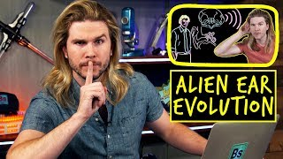 Alien Ear Evolution | Because Science Footnotes