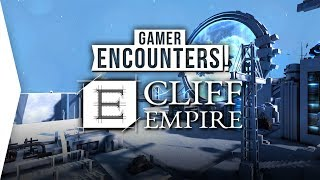 Cliff Empire ► Upcoming Sci-fi City-builder & New City-building Gameplay! - [Gamer Encounters]