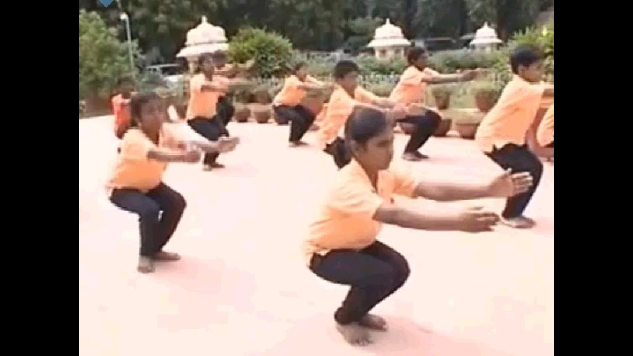 Yoga For Beginners In Tamil