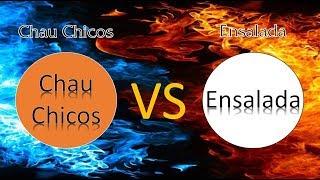 🔴TORNEO TIEMPOS DE FURIA IV (CHAU CHICOS VS ENSALADA)