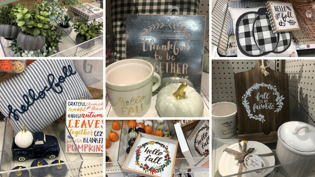 Target Dollar Spot Fall Youtube,Cool Diy Halloween Decorations For Outside