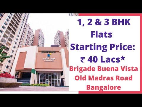 brigade-buena-vista-old-madras-road,-budigere-cross-bangalore- -sales-6366370375- -actual-video