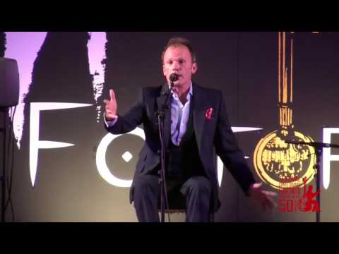 David Pino en el 50 Festival Cante Grande Fosforito Puente Genil