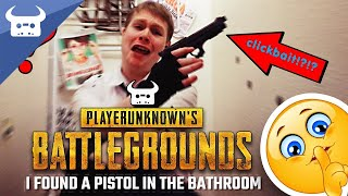 BATTLEGROUNDS RAP | Dan Bull feat. Bonecage | PUBG SONG: Pistol In The Bathroom