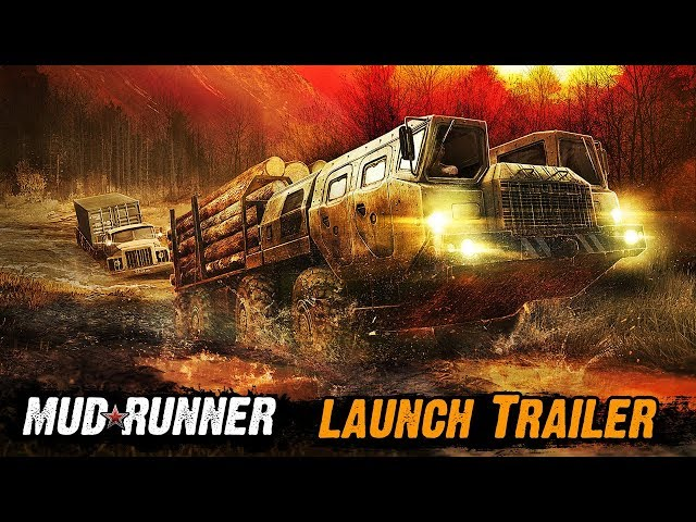 MudRunner - Launch Trailer