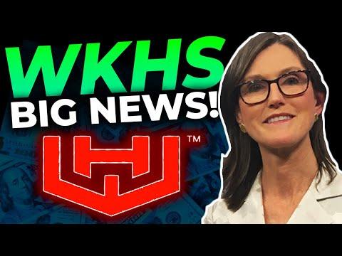 WKHS STOCK: BUY OR SELL? WORKHORSE STOCK ANALYSIS || BIG ...