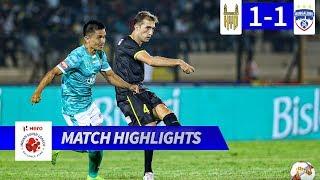 Hyderabad FC 1-1 Bengaluru FC - Match 27 Highlights | Hero ISL 2019-20