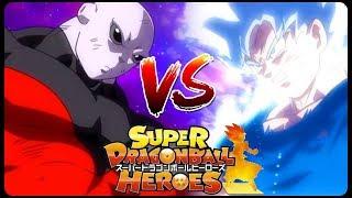 DRAGON BALL SUPER HEROES GOKU VS JIREN LEGENDADO EM PT-BR