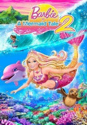 Barbie  Una aventura de sirenas 2  YouTube