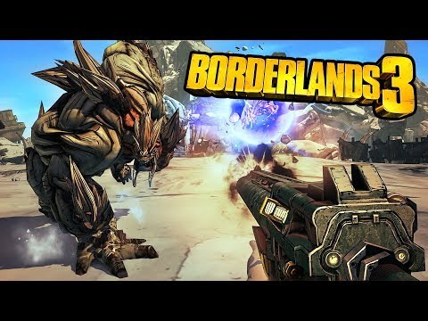 Borderlands 3 Gameplay Walkthrough, Part 1! (Borderlands 3 PC Live Gameplay)