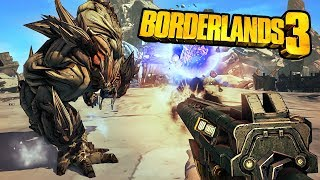 Borderlands 3 Gameplay Walkthrough, Part 1! (Borderlands 3 PC Live Gameplay)