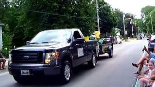 annapolis royal natal day parade