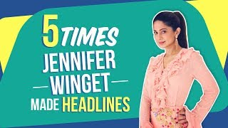 5 times Jennifer Winget took the internet by storm   Pinkvilla