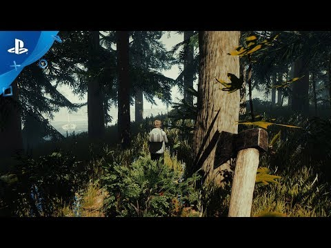 The Forest – PSX 2017: Multiplayer Trailer   PS4