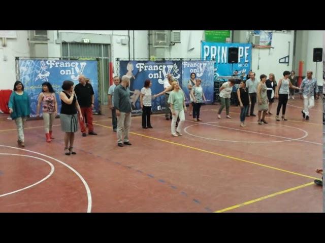 14° spettacolo ASD Francy Only Dance - balli di gruppo 'Bailando-Bomba Stroll-Ti amo-la Barriga'
