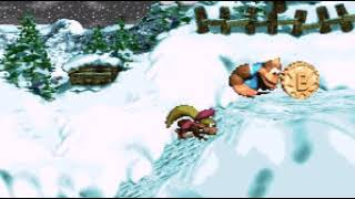 donkey kong country 3 hack Dixie Kong's triple Trouble! 1-4