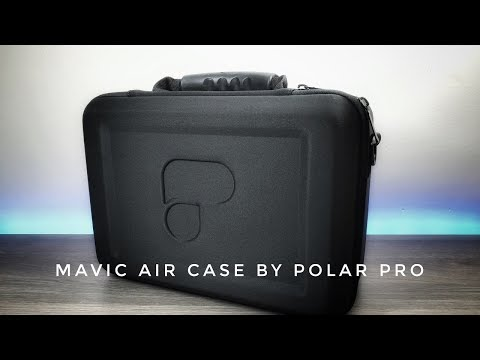 Mavic Air Soft Case by Polar Pro | Rugged Edition