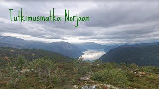 Tutkimusmatka Norjaan