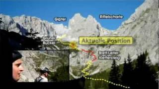 DVD-Trailer: ABENTEUER ZUGSPITZE Höllentalroute Deutschlands höchster Gipfel - Filmdoku